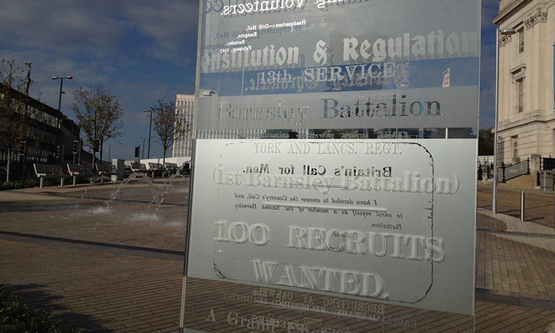 Barnsley Public Art Programme