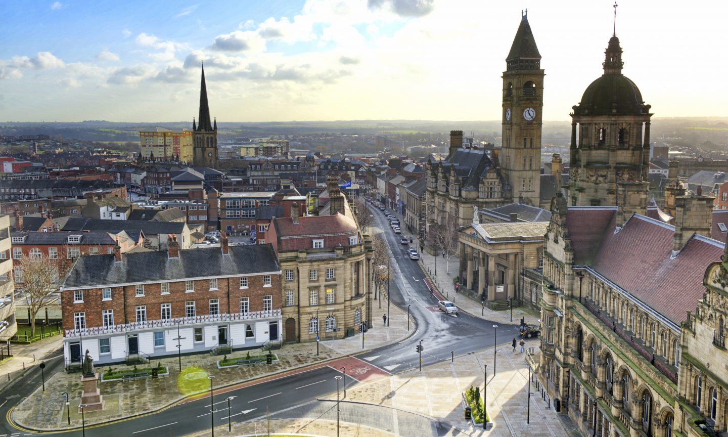 Opportunity: Wakefield Visitor Champion