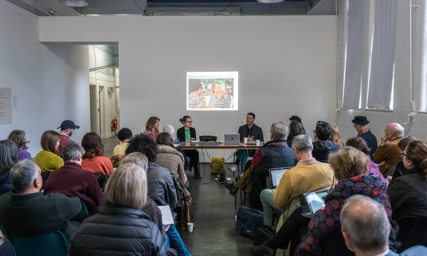 Arts and Place Regional Conversation: Write up