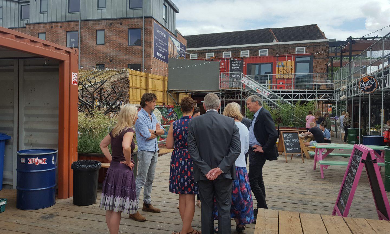 Cultural Wellbeing & York: A Creative Workshop