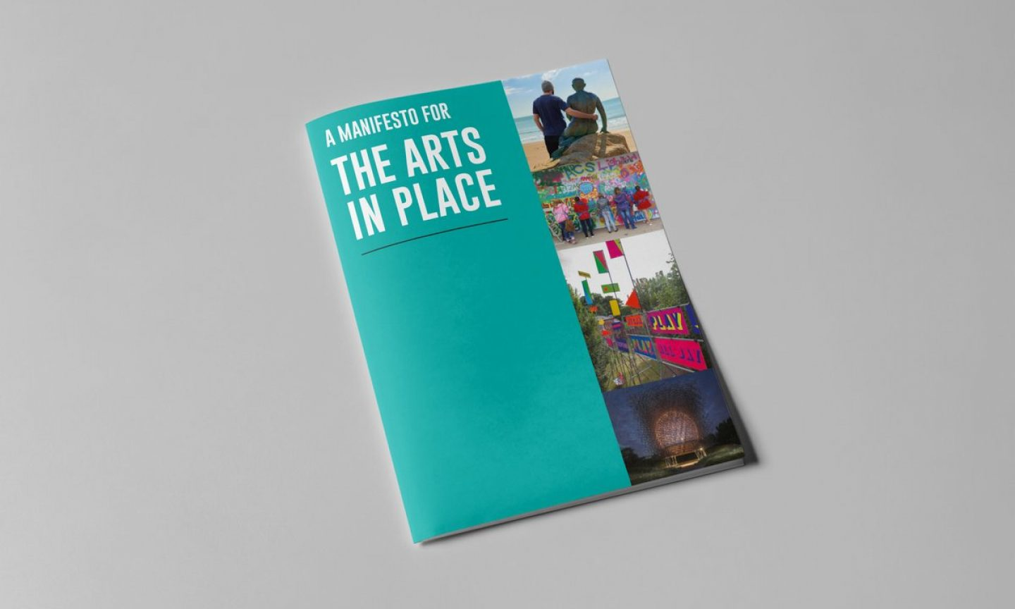 A Manifesto for the Arts In Place