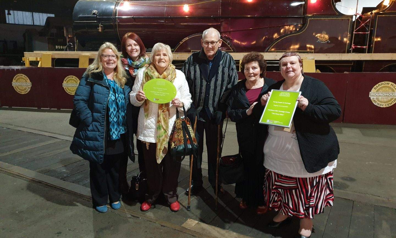 Walking Together wins 'Best Volunteer Project' Award