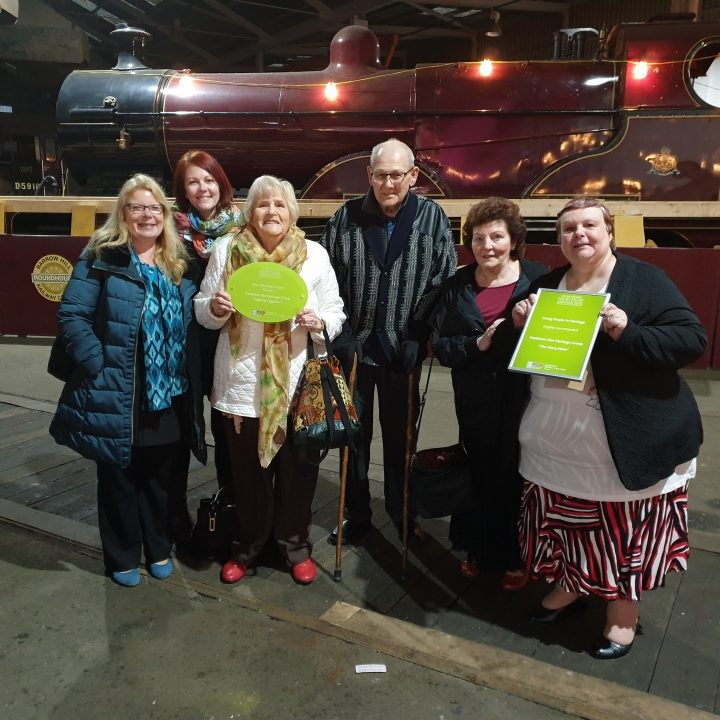 Walking Together wins 'Best Volunteer Project' Award