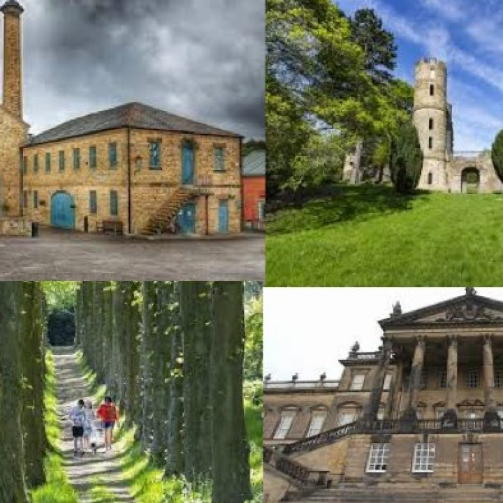 Three Artist Commission Opportunities: Wentworth & Elsecar Great Place Scheme