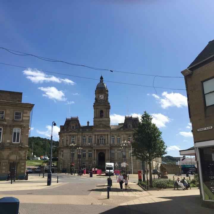 Dewsbury Creative Town Arts Programme
