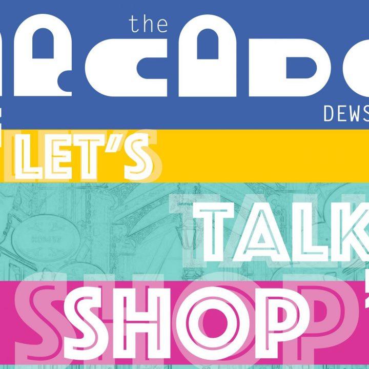 Let's Talk Shop: Join the Conversation