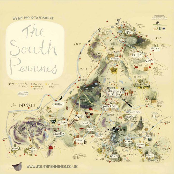 South Pennines Park Artist Residencies