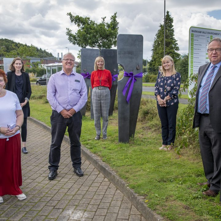 Five More Figures added to Mining Memorial